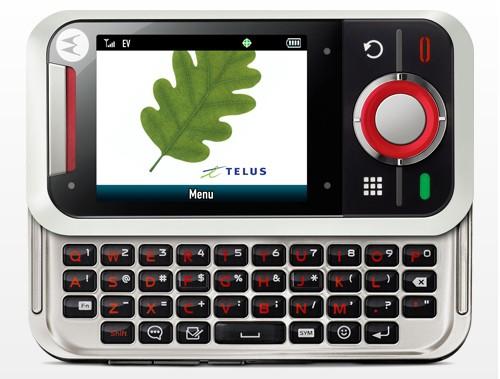 telus motorola rival a455 cdma bluetooth enabled motorola phone rh eaindustries ca Verizon Motorola A455 Rival Motorola Rival Computer